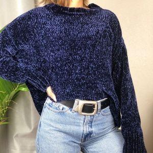 Sanctuary Chenille Sweater XS